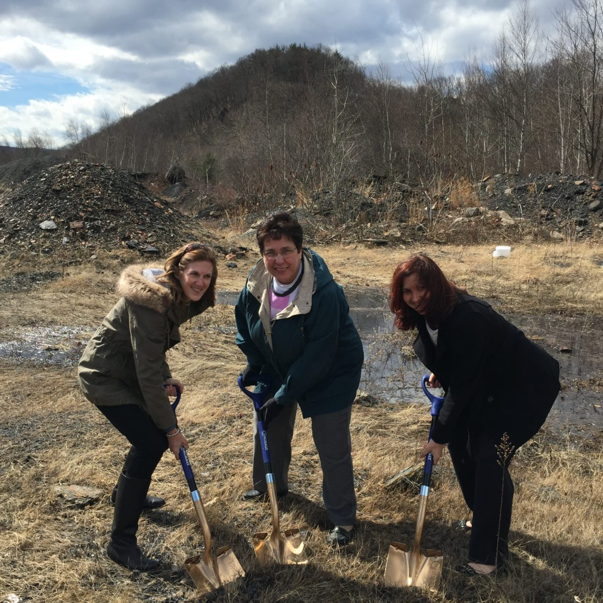 Groundbreaking Strides in Coal Township